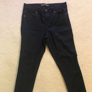 Express size 8 jeans